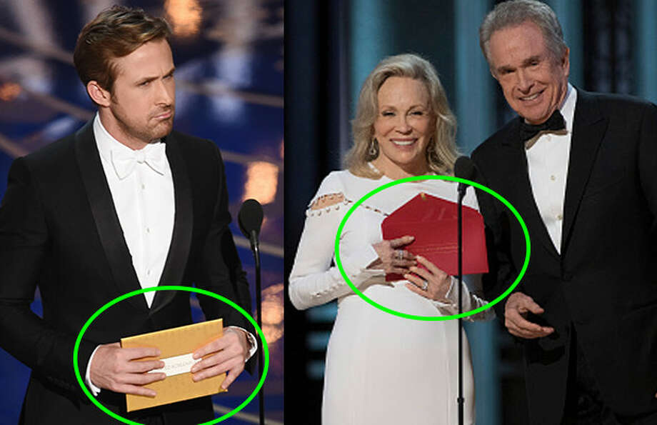 5 as well Just What The Oscars Need A New Envelope additionally 2012 02 01 archive in addition Z29sZCBhd2FyZCBlbnZlbG9wZXM together with Inside An Oscar Envelope 2013 2. on envelopes used at academy awards