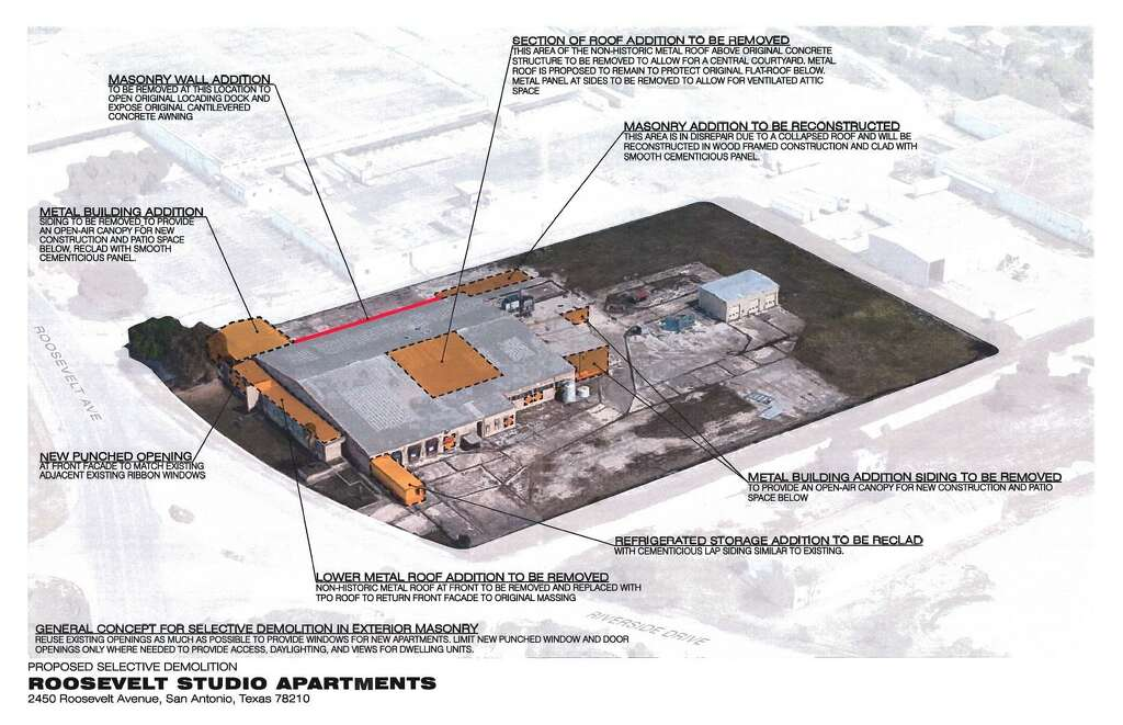 Developer plans apartments in industrial building near Mission San ...