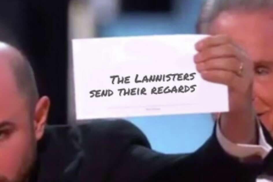 "When ""La La Land"" producer Jordan Horowitz held up the correct card to show that ""Moonlight"" was the winner of the Best Picture award (and not the wrongly announced ""La La Land"") at Sunday night's Oscar's, he provided the perfect template for meme makers."