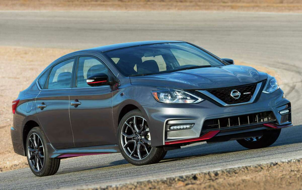 The new, first-ever Sentra NISMO is the first mainstream U.S. Nissan model to offer motorsports-inspired NISMO factory-tuned performance.