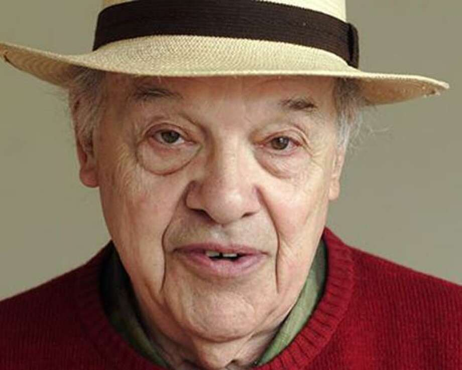 "Poet Gerald Stern looks back at his long life in ""Death Watch."" Photo: Courtesy Photo"