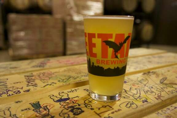 Freetail will be serving up all of its traditional and seasonal beers.