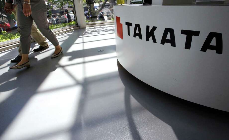 A court filing says documents show five auto companies had independent knowledge that Takata's air bag inflators were unsafe before putting them in millions of vehicles. The allegations come just hours before Takata is expected to enter a guilty plea to one criminal charge and agree to pay a $1 billion penalty at a hearing in Detroit. Photo: Associated Press /File Photo / Copyright 2017 The Associated Press. All rights reserved.