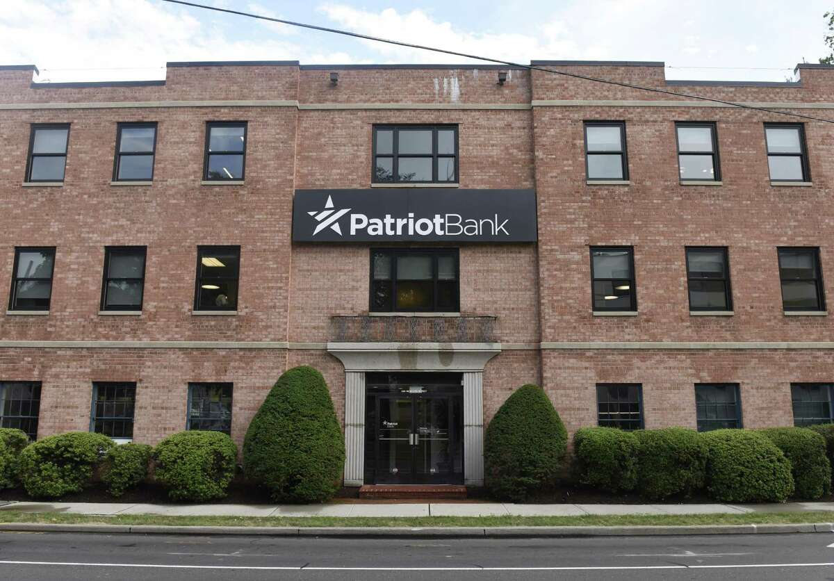 Patriot Bank's headquarters are located at 900 Bedford St., in Stamford. The bank's employees run a number of financial-education events.