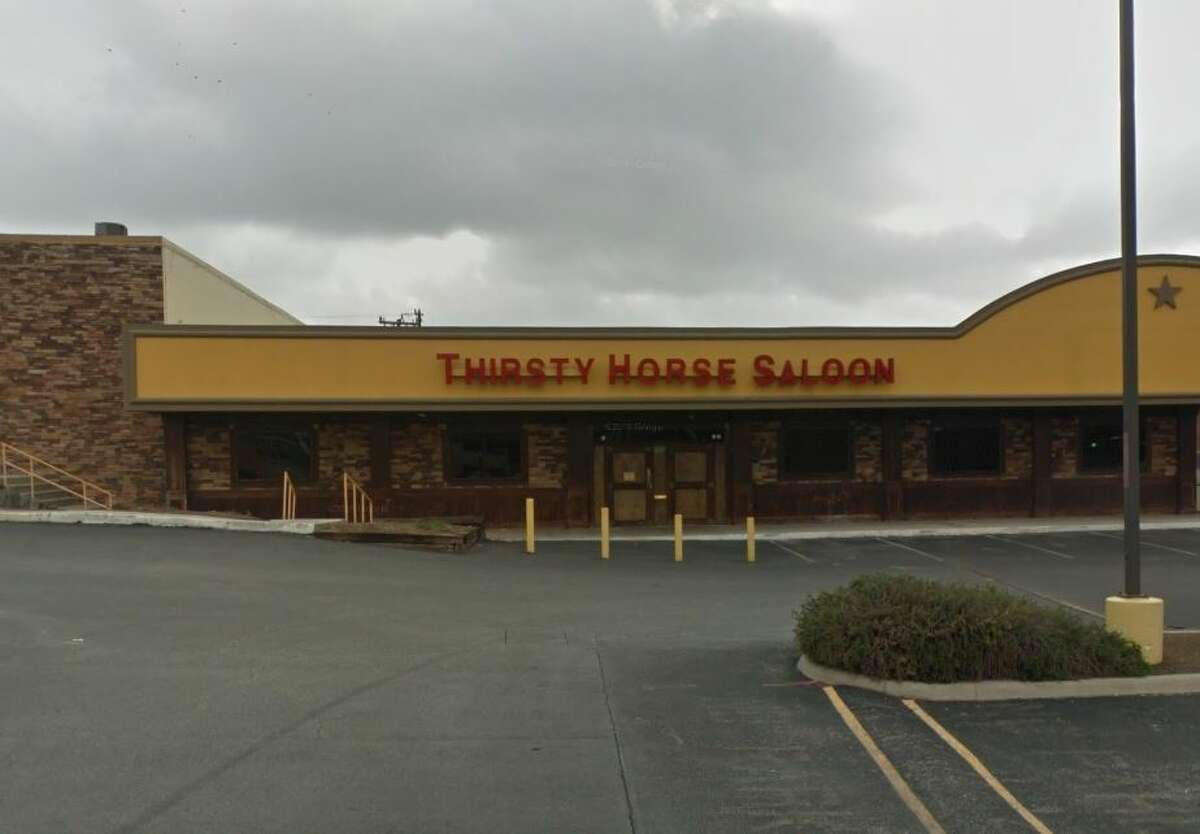 19. Thirsty Horse Saloon Gross alcohol sales: $222,031.94