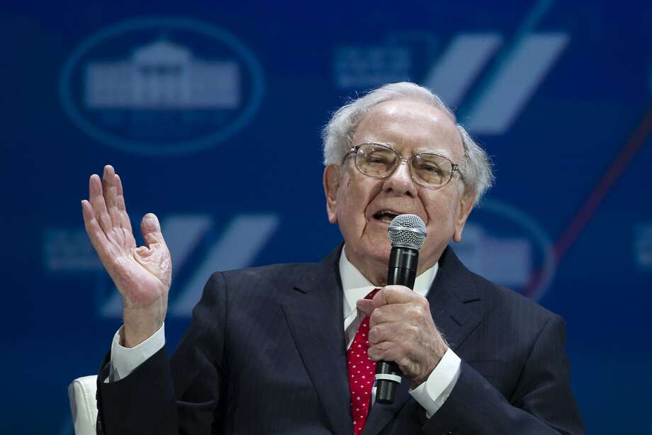 Warren Buffett's annual letter to Berkshire Hathaway shareholders is one of the best-read business documents every year. Photo: Cliff Owen, Associated Press