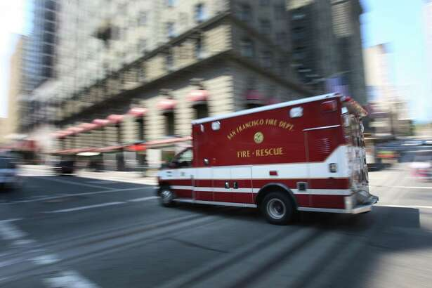 A 52-year-old mam was rushed to a hospital in critical condition Monday following a stabbing in San Francisco's South of Market neighborhood, police said Monday.