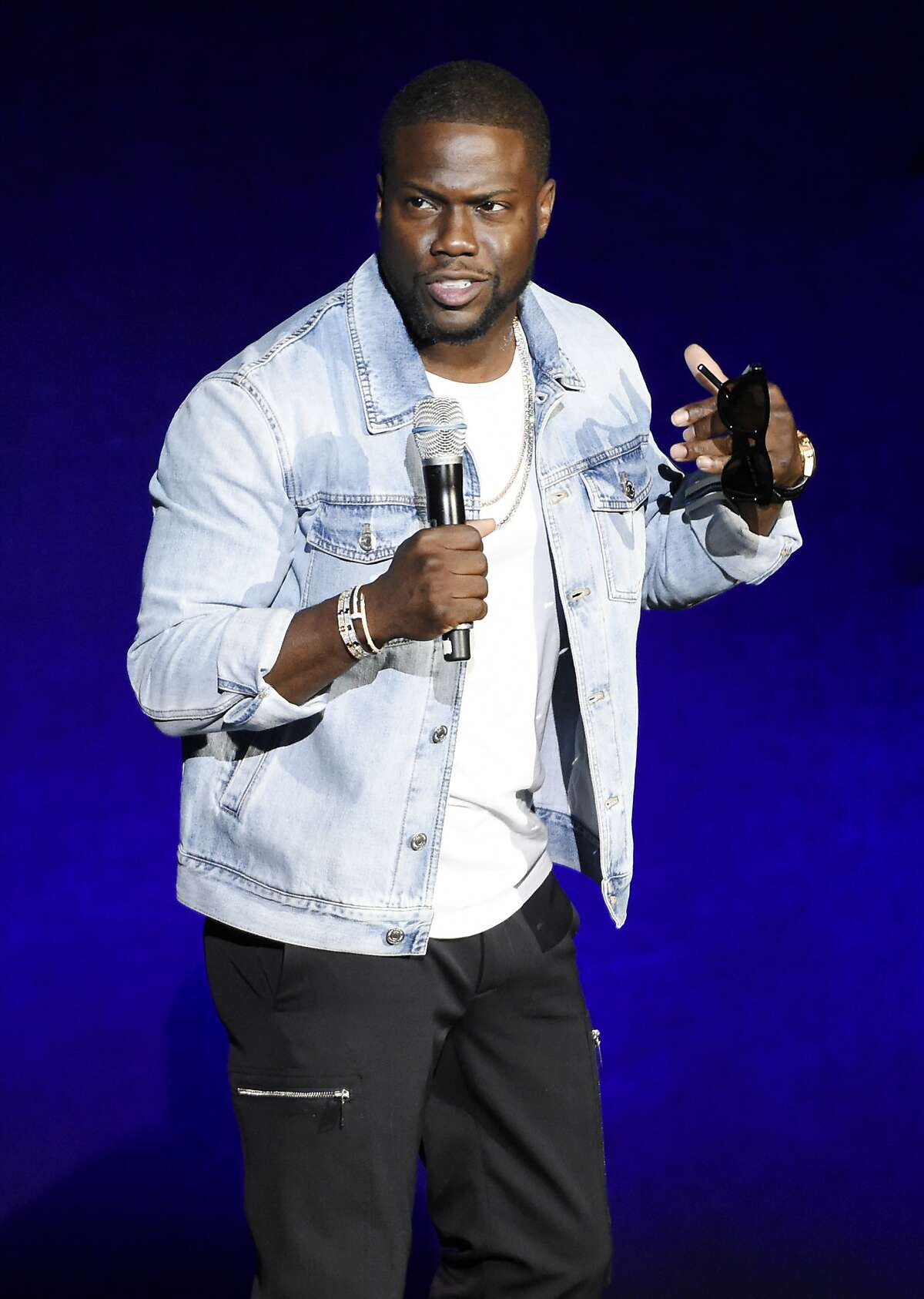 Kevin Hart, star of the upcoming film