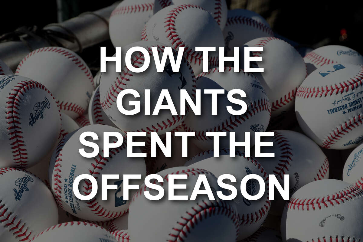 Click through these images to see how the San Francisco Giants spent their offseason.