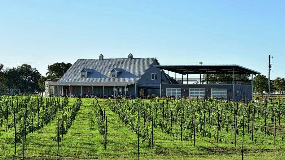 Kuhlman Cellars Photo: Courtesy Miguel Lecuona / Wine Marketing Guide LLC