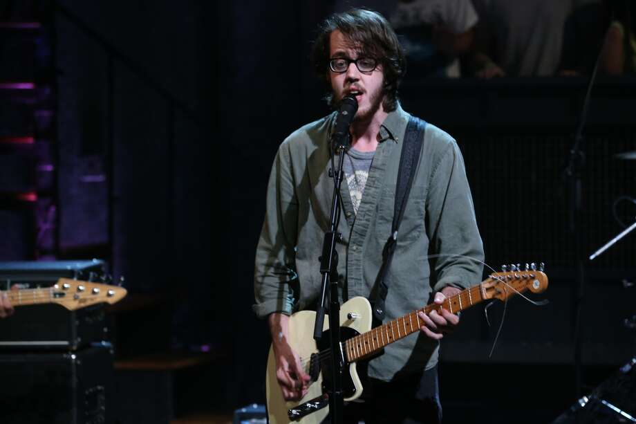 LATE NIGHT WITH JIMMY FALLON -- Episode 669 -- Pictured: Cloud Nothings