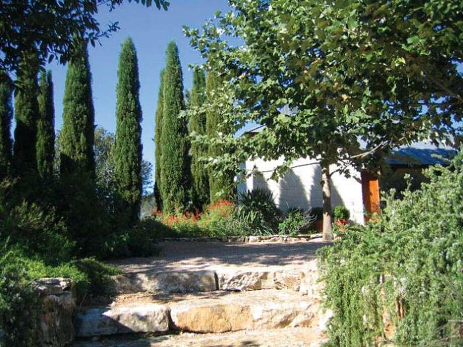 Stone House Vineyard grounds Photo: Courtesy Stone House Vineyard