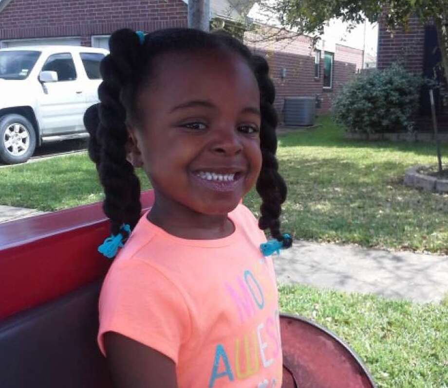 An arrest has been made in the shooting death of 8-year-old De'Maree Adkins. Photo: Handout