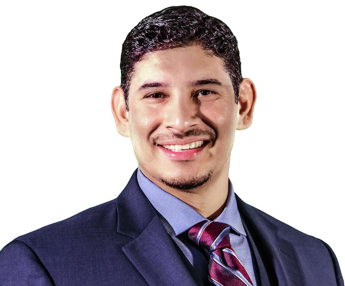 Construction company owner David Flores is running for mayor in Pasadena.