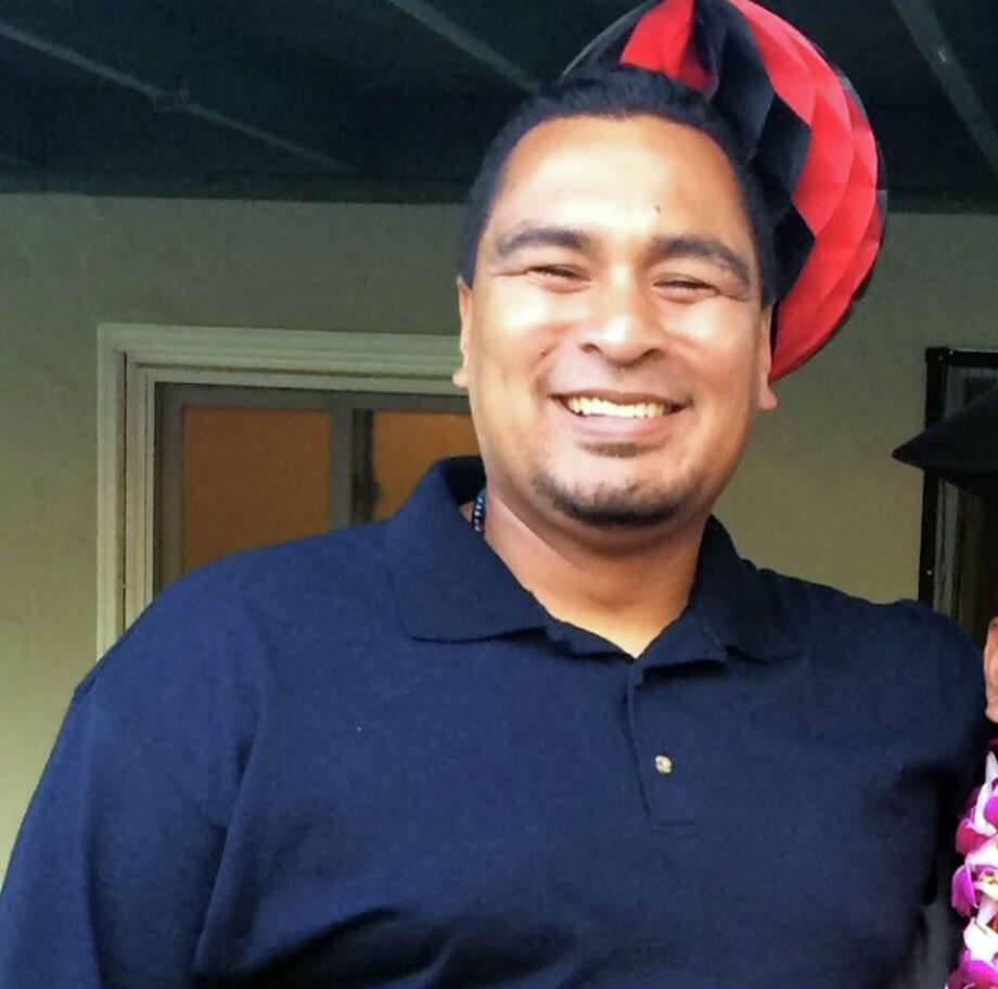 Frank Navarro, 35, was stabbed while working as a bouncer at the Tres Gringos Cabo Cantina on South Second Street in San Jose, possibly by a disgruntled patron turned away from the door, friends and family told reporters. Photo: Via GoFundMe.com