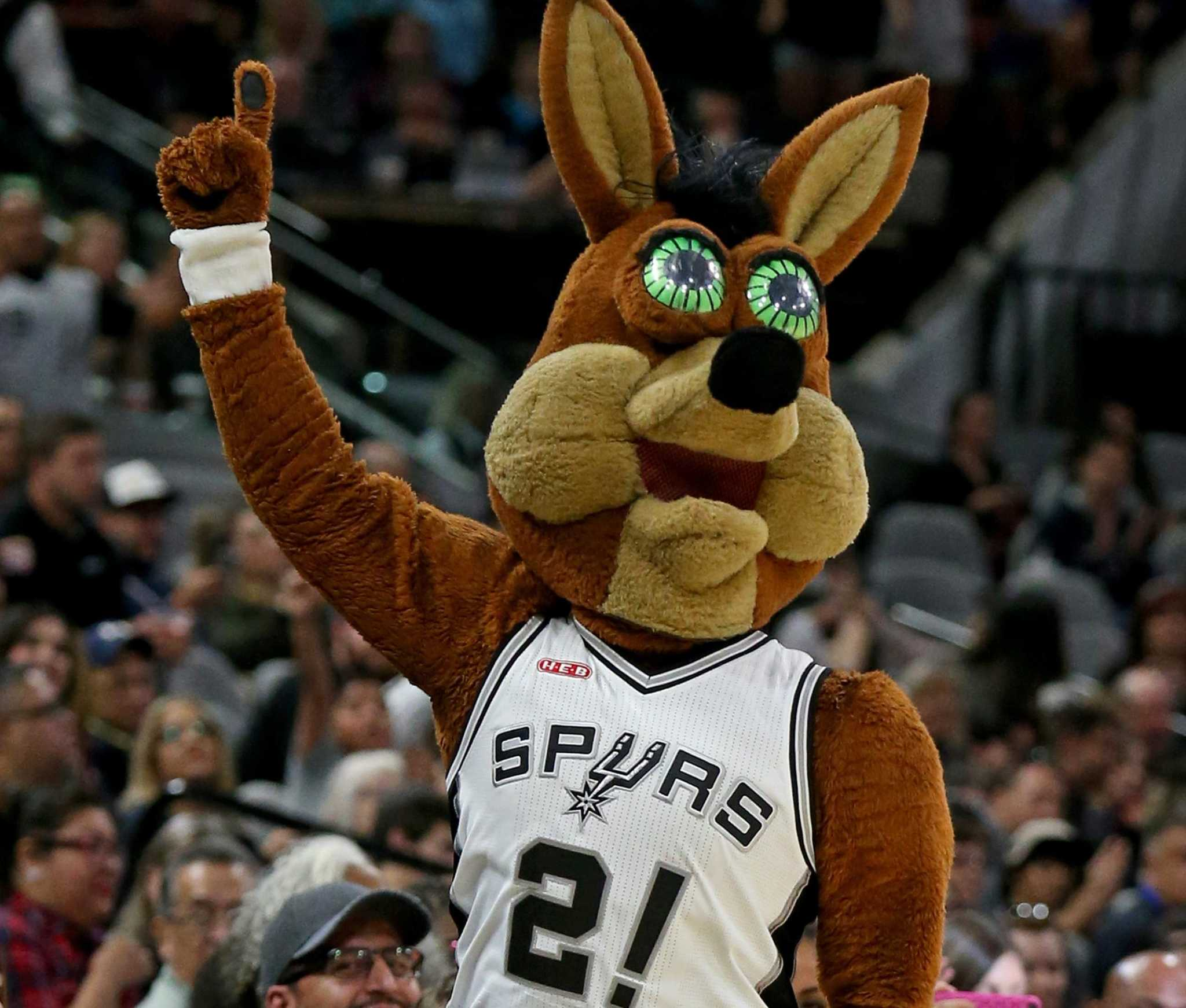 Sports Mascots Have Long History Of Entertaining In San