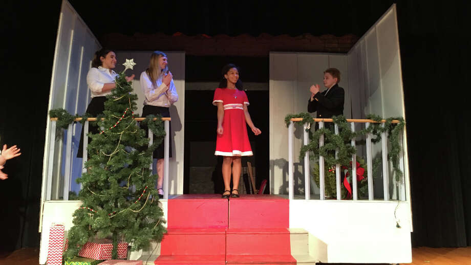 """The Albany Academies production of """"Annie"""" Photo: Photo Provided"""