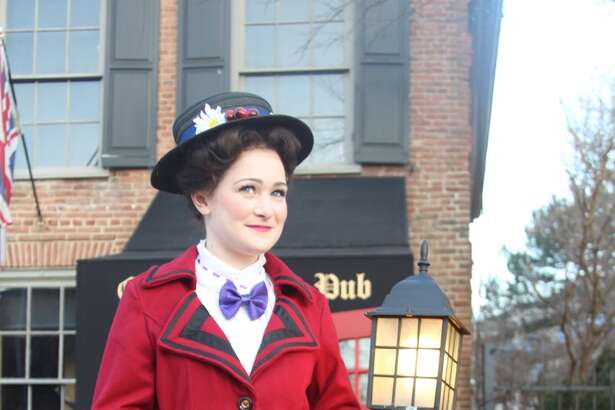 """Voorheesville High School's production of """"Mary Poppins"""""""