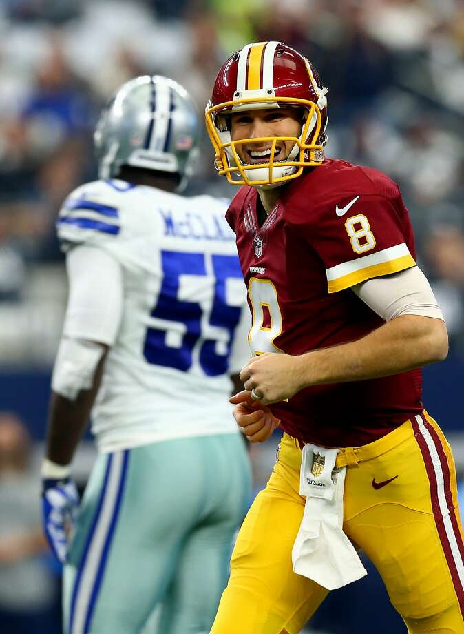 Kirk Cousins. Photo: Ronald Martinez, Getty Images