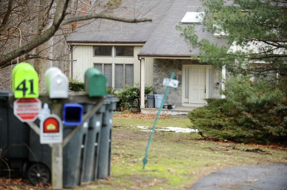 Police said they found hundreds of weapons and explosives inside this Craig Court home in North Stamford. Photo: Michael Cummo / Hearst Connecticut Media / Stamford Advocate