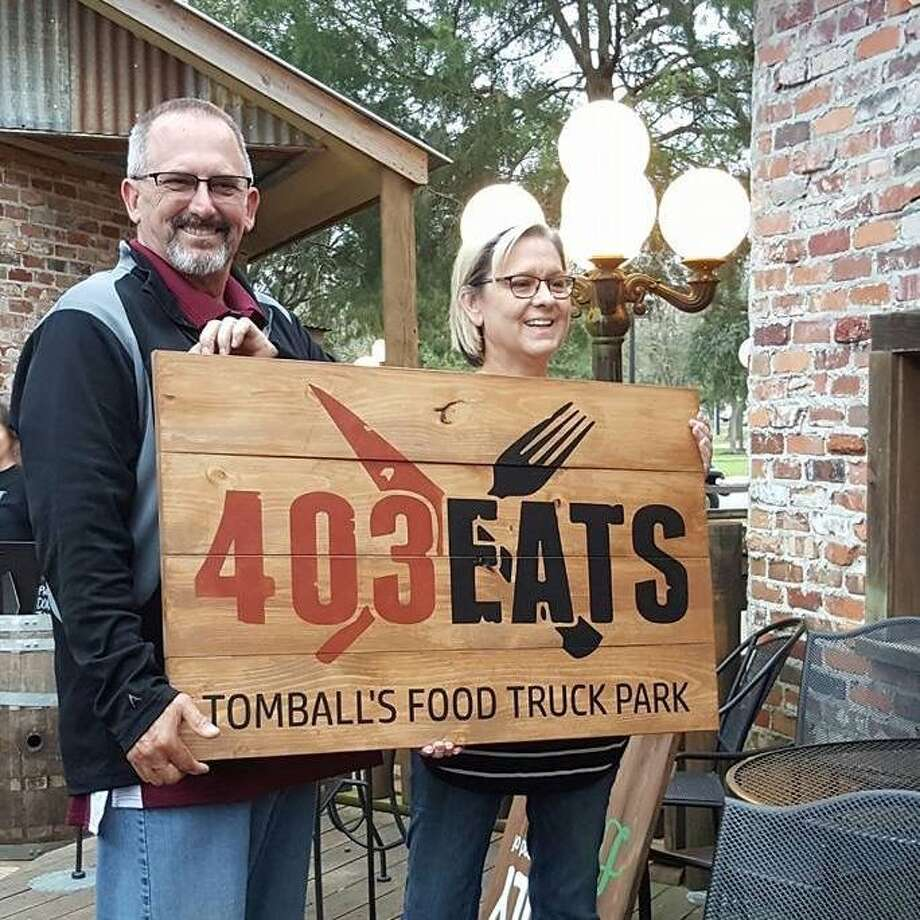 403 Eats, Tomball's first food truck park is coming soon.SLIDESHOW: Must-try food trucks around the Houston area