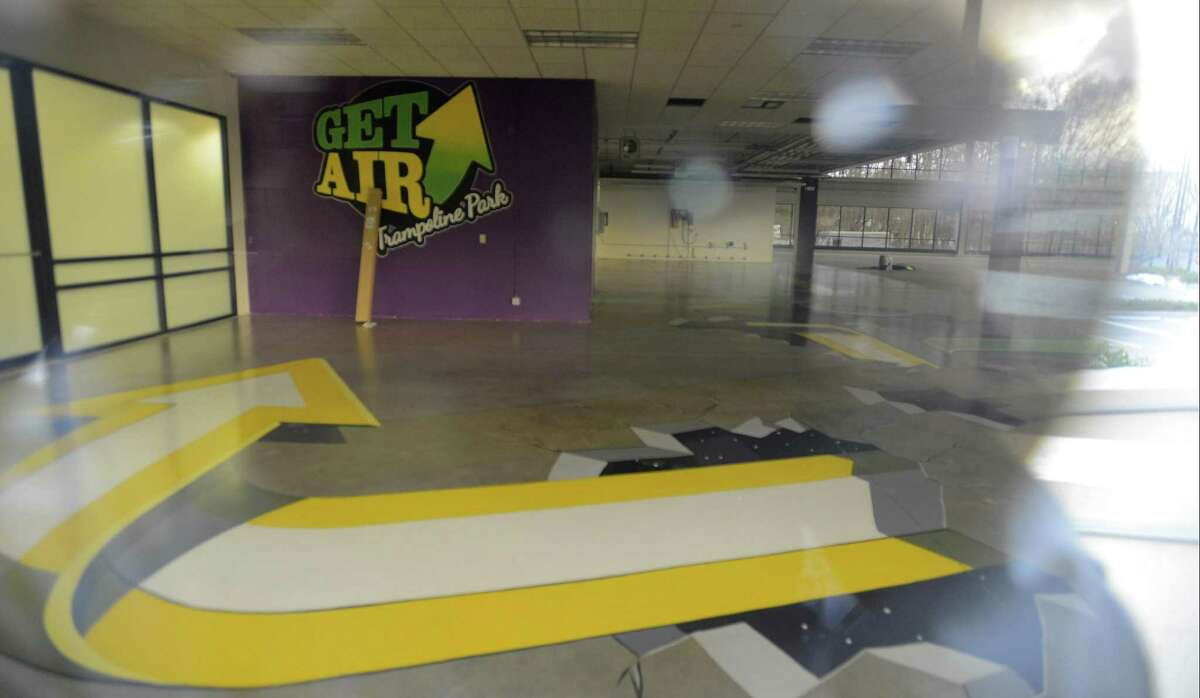 """11 Riverbend Drive: A new park has bounced into Springdale. Get Air, an indoor trampoline park tucked away off Hope Street, opened its doors Monday night. Get Air offers more than trampolines, according to the facility's Facebook page. A """"ninja course"""" was built last week in the 22,000-square-foot indoor park. Get Air is open 10 a.m. to 10 p.m. Monday to Thursday, 10 a.m. to midnight Friday and Saturday and 10 a.m. to 8 p.m. Sunday, according to getairstamford.com. Get Air Sports, has parks in 30 states, Canada, Mexico, Japan and Thailand. The Stamford park is Connecticut's first. Have a question about a building or property? Email Nora Naughton with """"Point of Interest"""" in the subject line at nnaughton@stamfordadvocate.com."""
