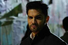 San Antonio native and Central Catholic High grad Nicholas Gonzalez as Dominic, a killer role on 'How to Get Away with Murder' on ABC.