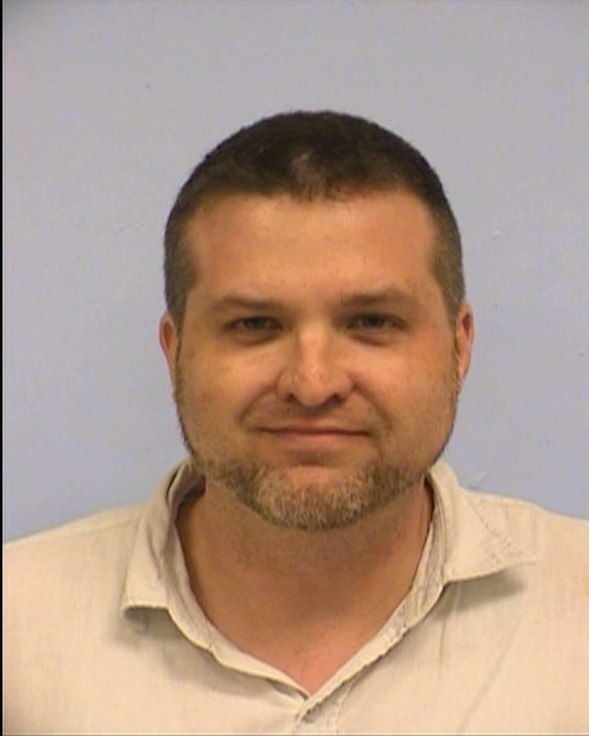 Brandon Cutro, 35, was arrested on a felony charge of invasive visual recording.