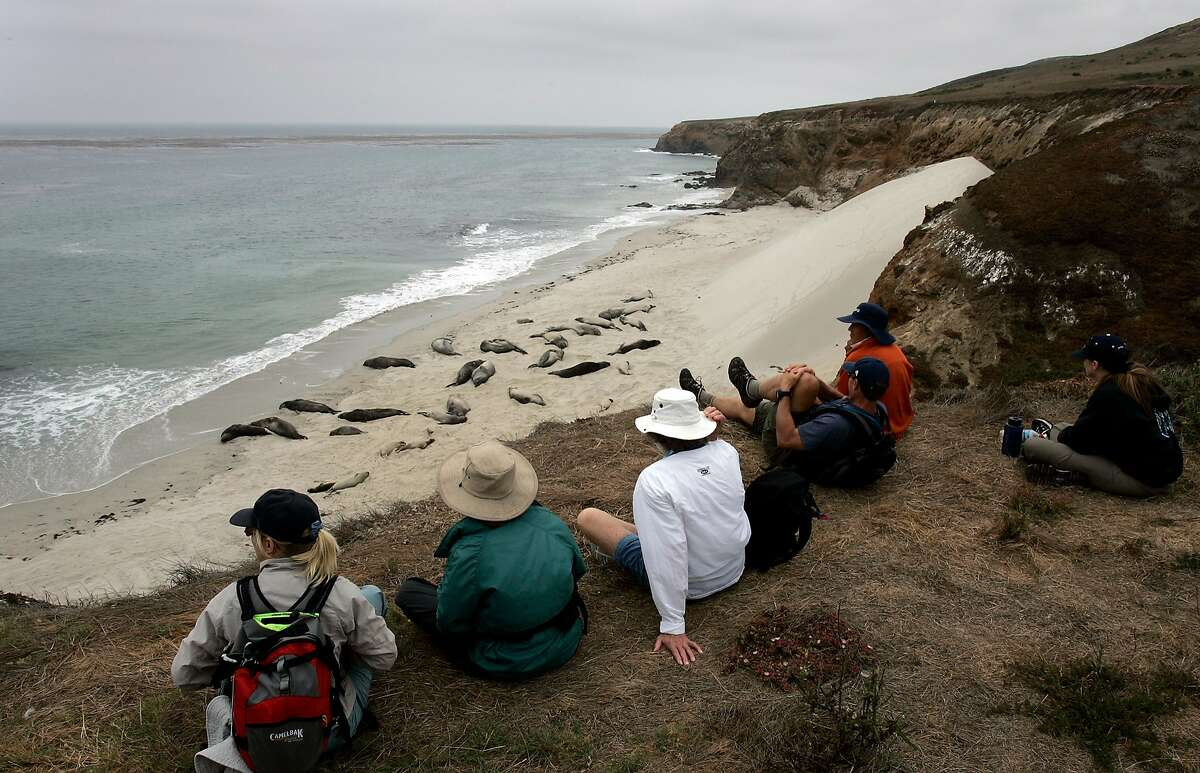 San Miguel - Southwest of San Barbara, Calif., lies the westernmost Channel Island, San Miguel. A 16-mile hike to Point Bennett puts you on one of the most isolated beaches in the world and a haven for harbor seals, northern fur seals, northern elephant seals, and California sea lions.