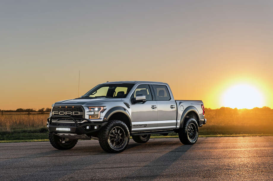 The new 2017 Hennessey Velociraptor Ford Raptor. Photo: Hennessey/Ford