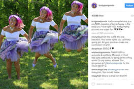 """But surely you can't be happy looking like that now, I could never be happy in that body."" I didn't think I could either, but as it turns out, happiness isn't a size. And I wasted far too many years believing that it was. Now I'm not going to stop letting people know that they deserve happiness exactly as they are. They deserve to live now, not 10 pounds from now. They deserve that mental freedom. So to every person reading this: I hope you get your freedom too, however it might look. I'll be cheering you on every step of the way."
