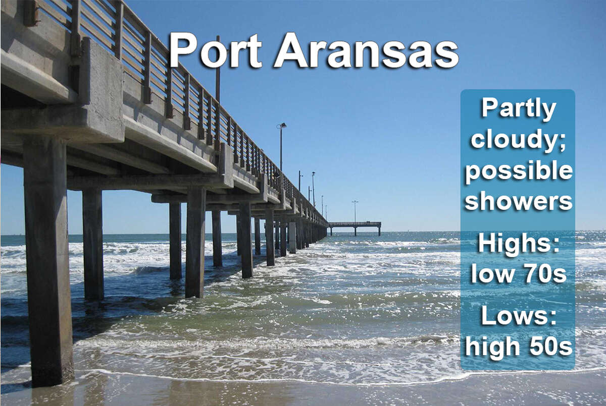 Port Aransas General weather outlook for March 11-19, 2017. Fore an up-to-the-minute forecast visit Accuweather.com.