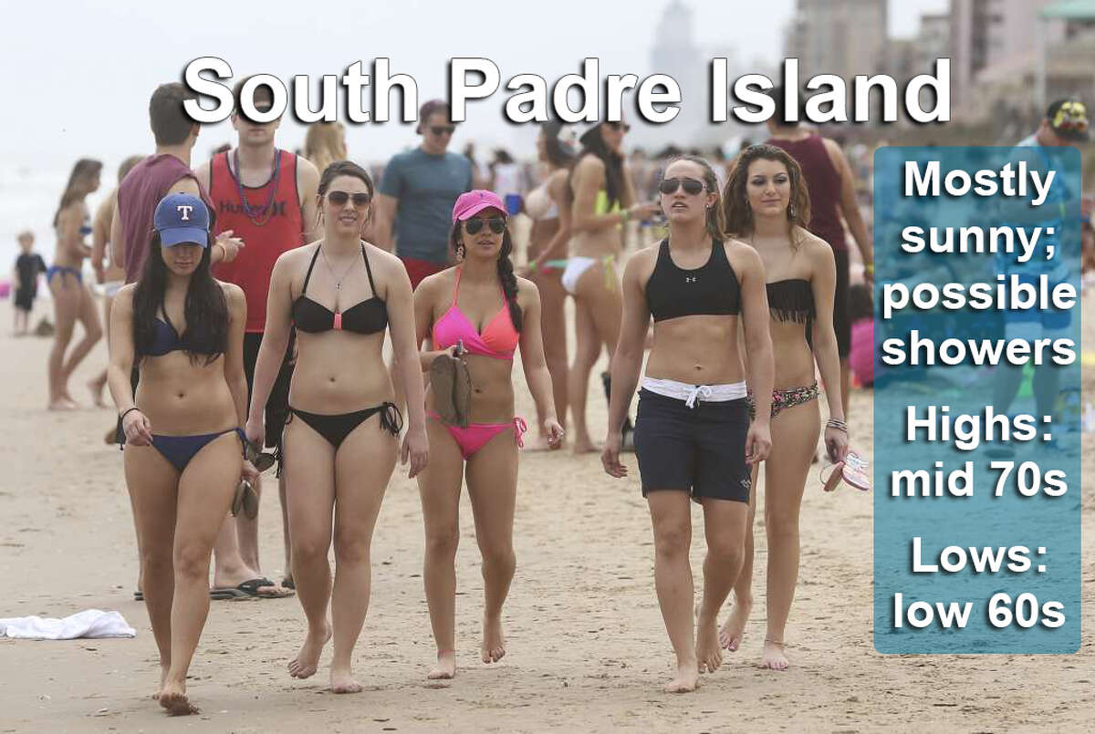 South Padre Island General weather outlook for March 11-19, 2017. Fore an up-to-the-minute forecast visit Accuweather.com.