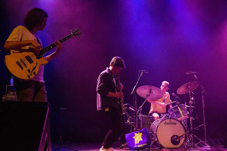 BadBadNotGood performed at the Fillmore on Feb. 23 as part of this year's Noise Pop festival.