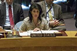 "There are signs that President Trump doesn't know what he's doing. After Trump made it seem the U.S. was abandoning a two-state solution, Ambassador to the United Nations Nikki Haley said that ""we absolutely support a two-state solution"" to the Israeli-Palestinian conflict. Other contradictions abound."