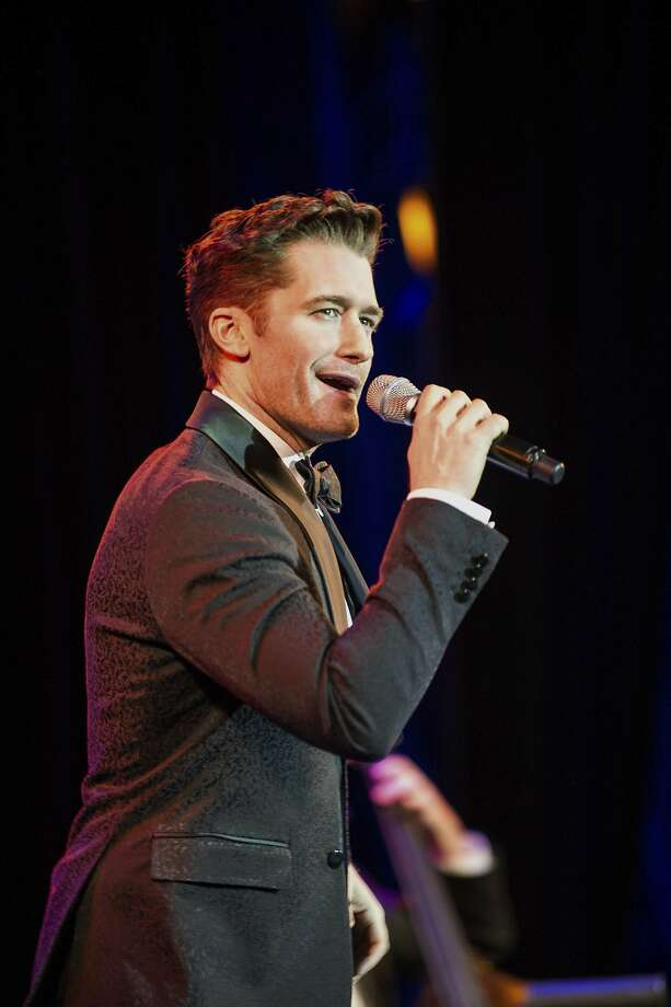 Matthew Morrison is a Golden Globe, Emmy and Tony nominee. Photo: Anna Stonehouse, Associated Press