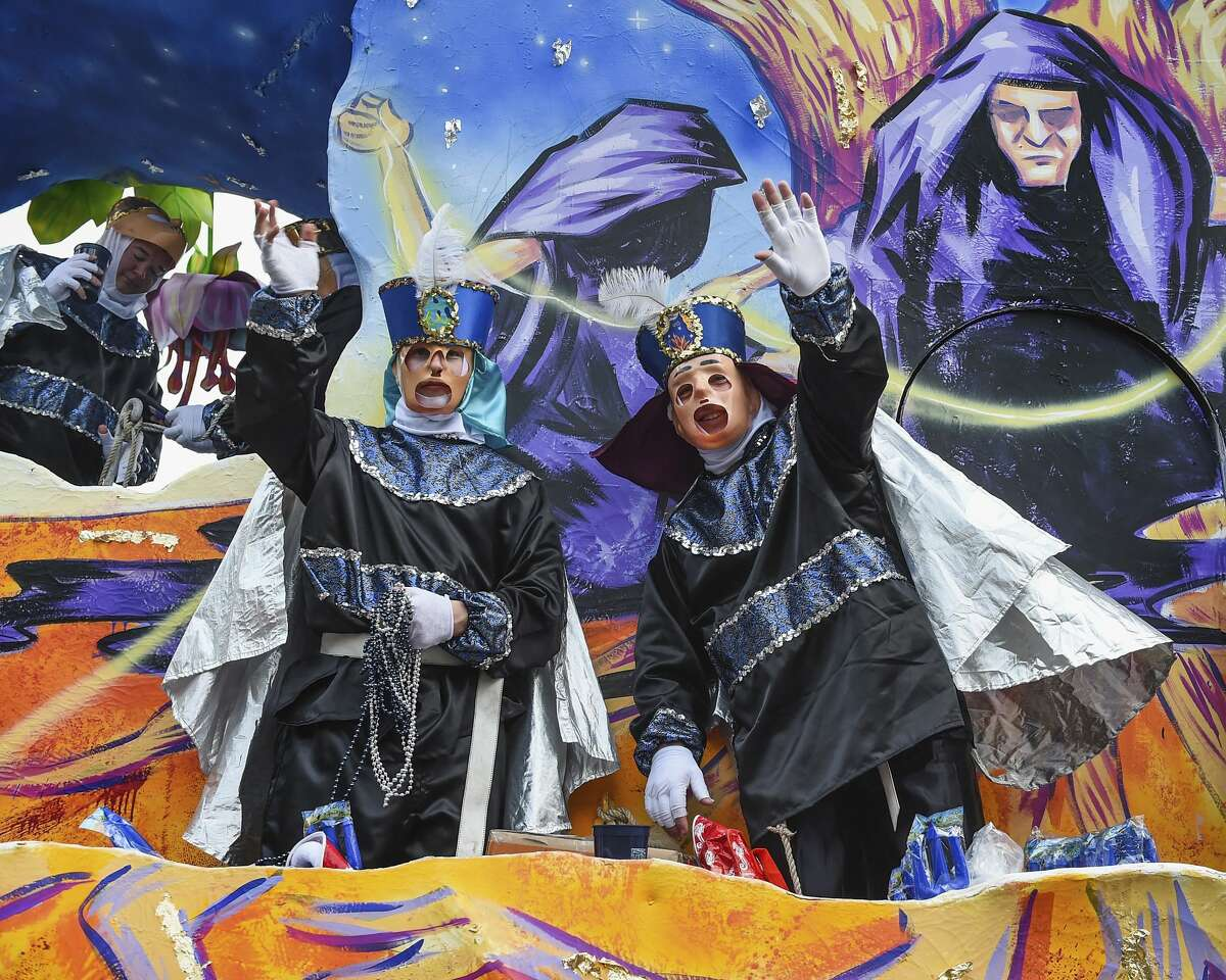 The 2017 Krewe of Proteus Parade takes place on February 27, 2017 in New Orleans, Louisiana.