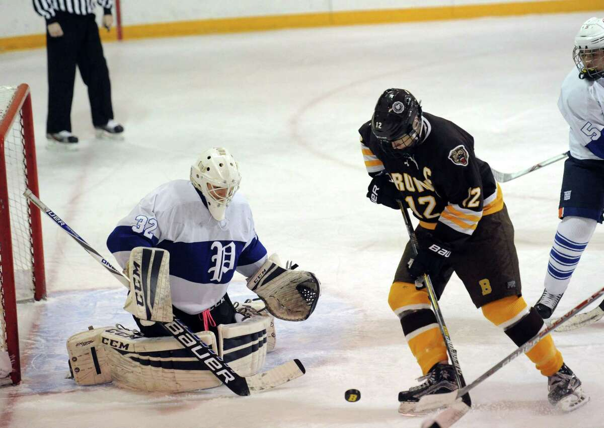 Brunswick School's Nick VanBelle was named to the All-New England West Second Team.