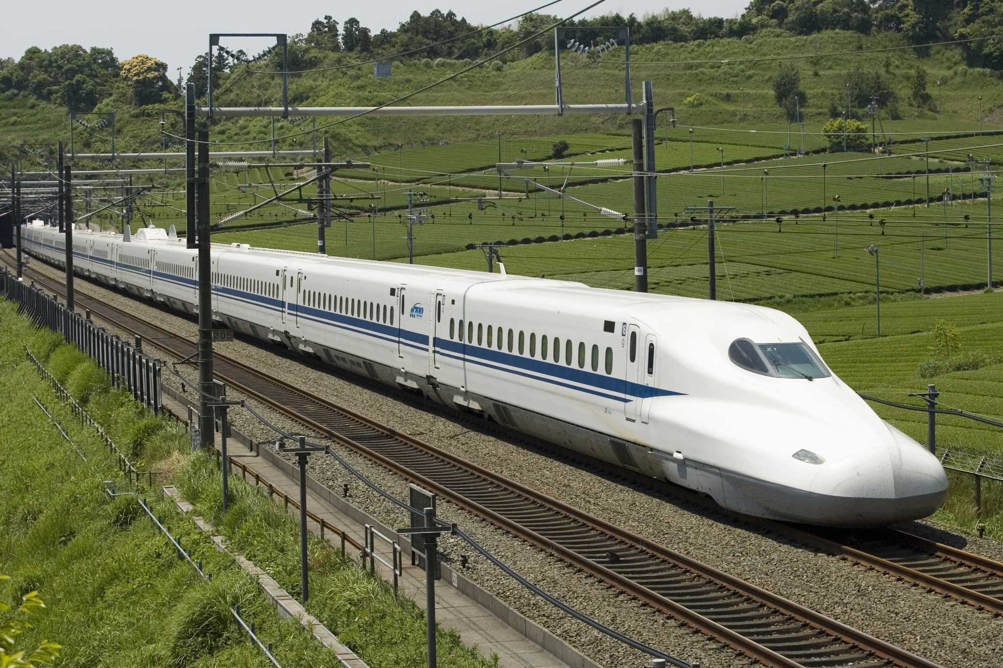 Houston-Dallas bullet train clears hurdle with environmental impact statement