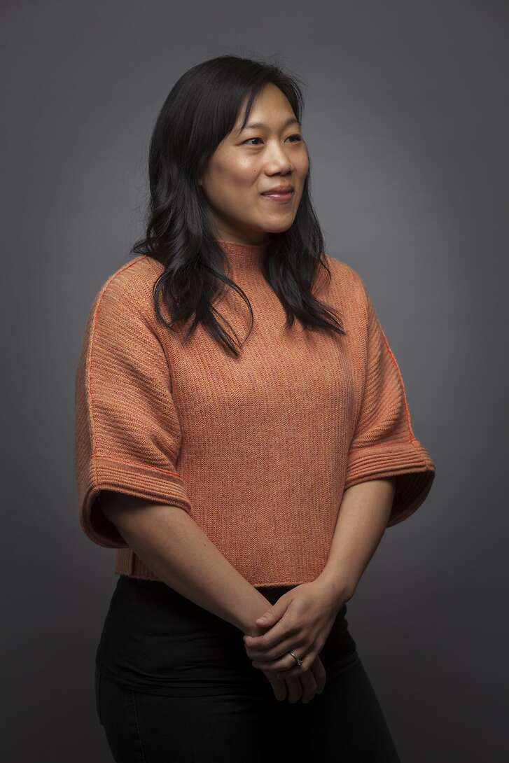 Priscilla Chan of CZI Tuesday 28  February 2017 in Palo Alto, CA. (Peter DaSilva Special to the Chronicle)