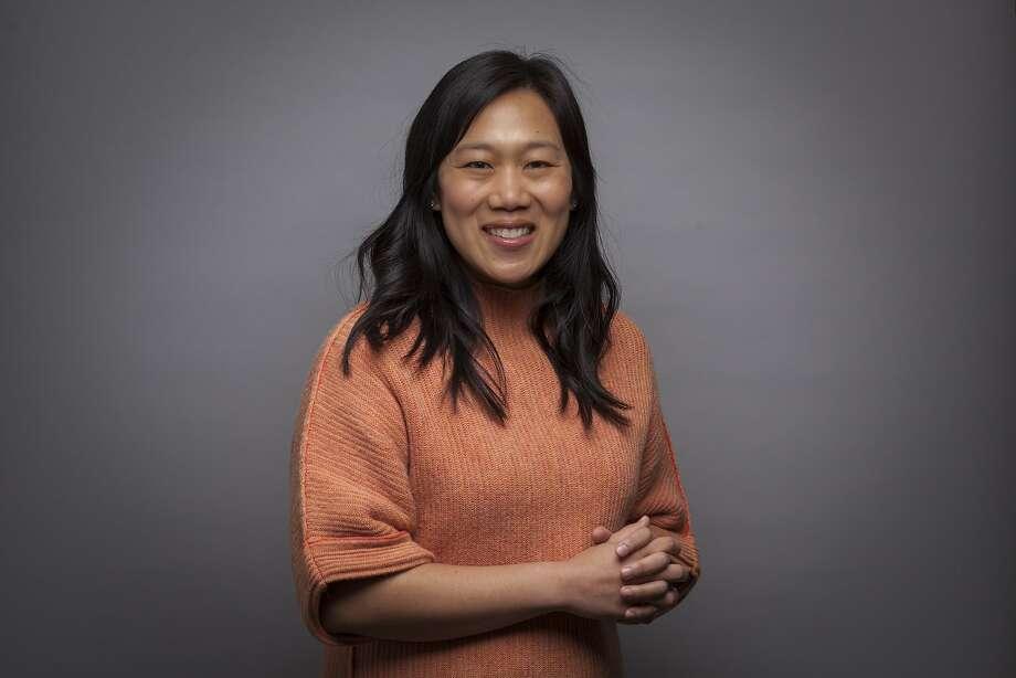 Priscilla Chan of the Chan Zuckerberg Initiative. Photo: Peter DaSilva