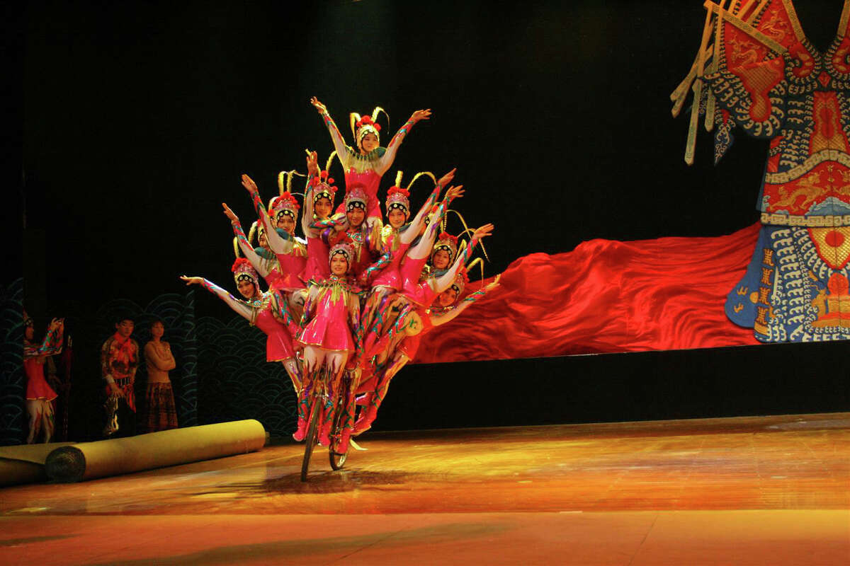 Shanghai Acrobats will perform at the Ridgefield Playhouse on Friday. Find out more.