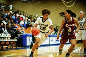 Talah Hughes. (Photo courtesy Saint Peter's)