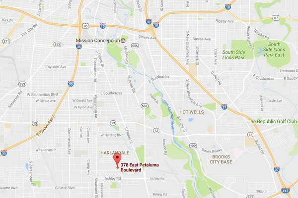 Two men were shot or pistol-whipped Feb. 28, 2017, in the 300 block of Petaluma Boulevard.