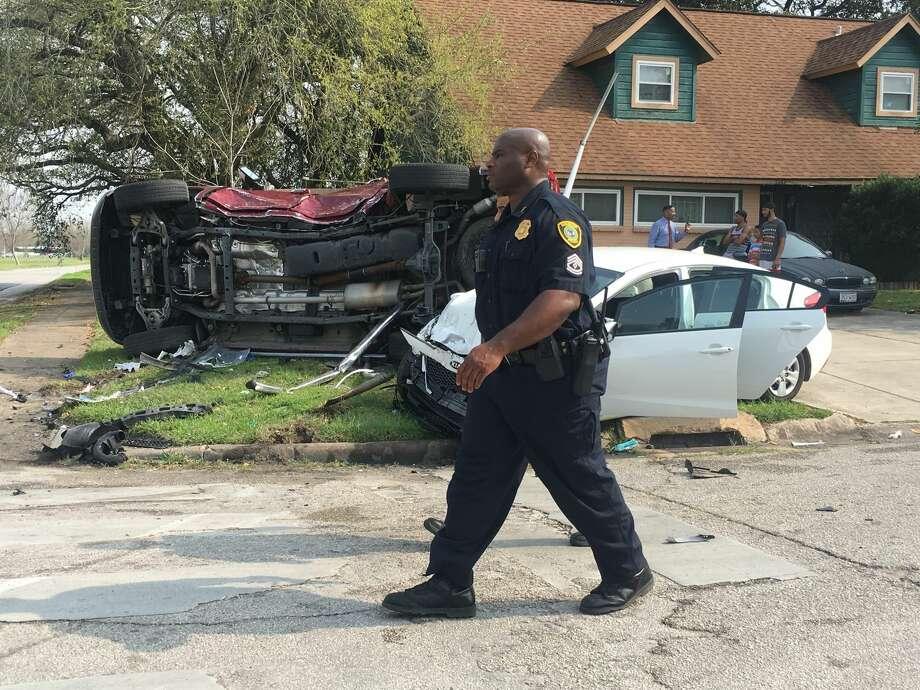 Orem Car Crash