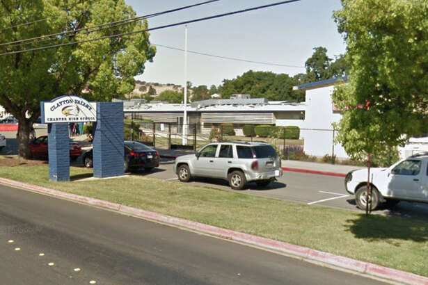 Clayton Valley Charter School in Concord, Calif.