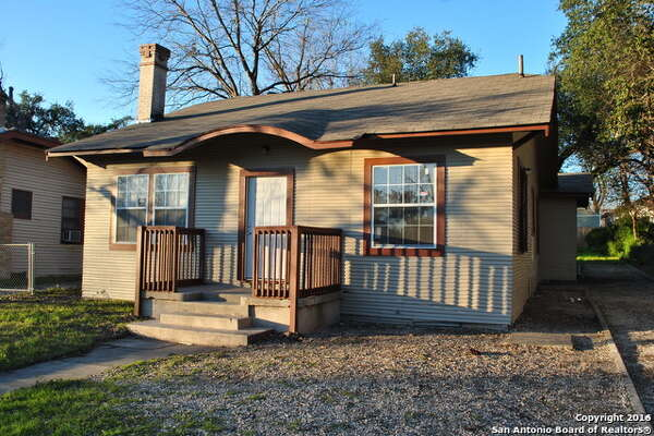 Located in Highland Park neighborhood, just east of downtown, this three bedroom, two full bathroom home boasts of 1,300 square feet.  Priced at just under $90,000, a Millennial (or anyone) could make around $40,000 a year and be able to afford this home. Though not right downtown. http://www.kwsanantonio.com/news/beyond-the-san-antonio-riverwalk-5-other-downtown-hotspots/ Photo provided by http://www.kwsanantonio.com