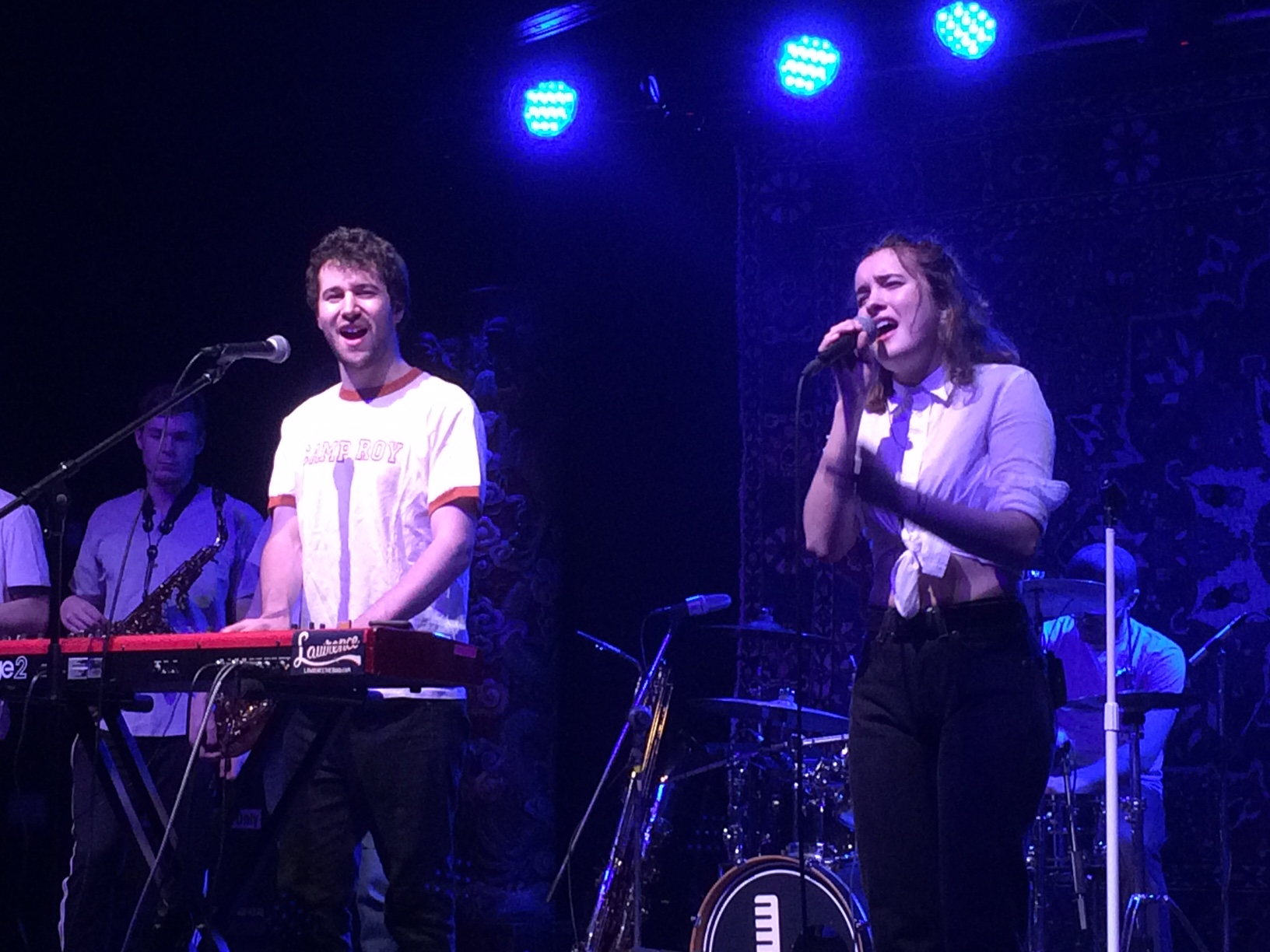 Lawrence The Band Makes San Antonio Debut Brings
