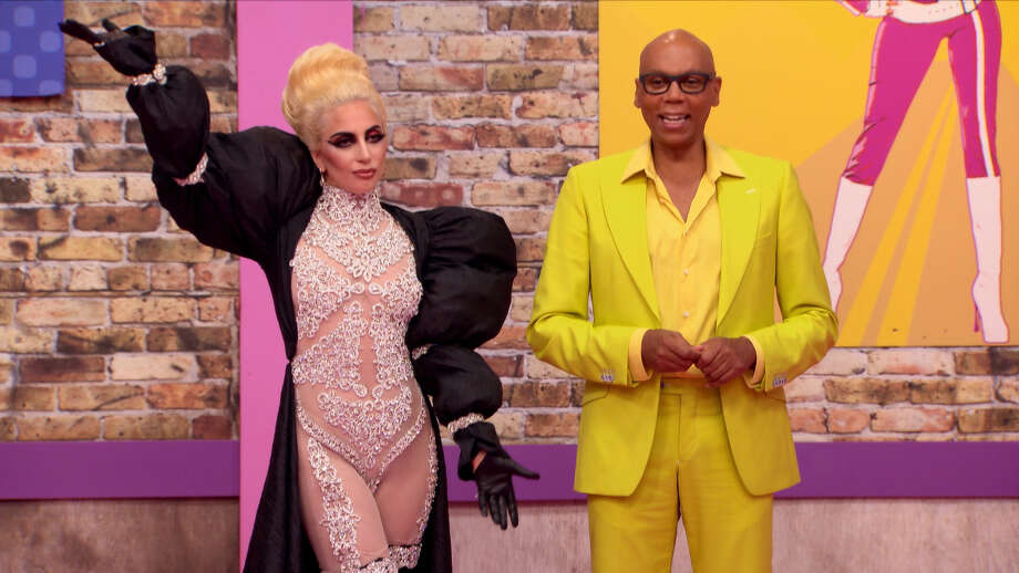 Lady Gaga will appear on RuPaul's Drag Race. Photo: VH1