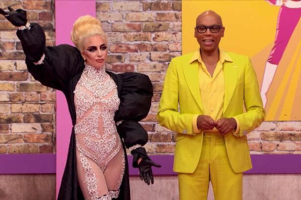 Lady Gaga will appear on RuPaul's Drag Race.